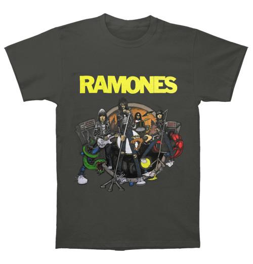 Ramones - Road To Ruin Charcoal