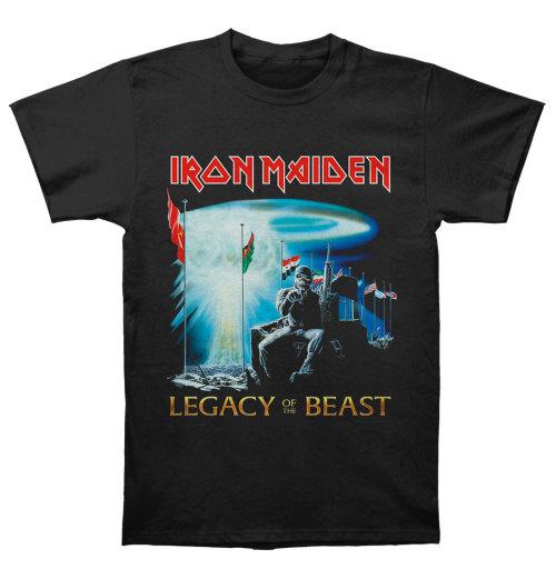 Iron Maiden - Two Minutes To Midnight