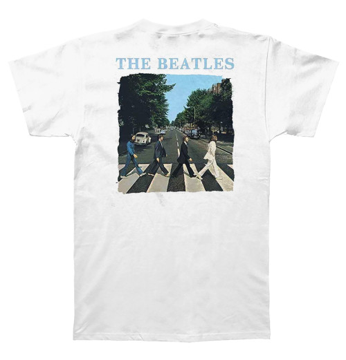 The Beatles - Packaged Abbey Road & Logo White