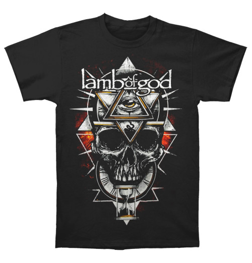 Lamb Of God - All Seeing Red