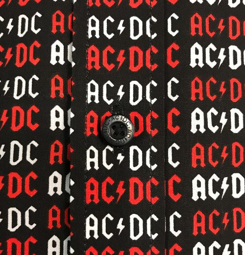 ACDC - Logo Black Shirt