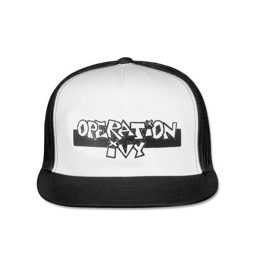 Operation Ivy - Logo Trucker Cap