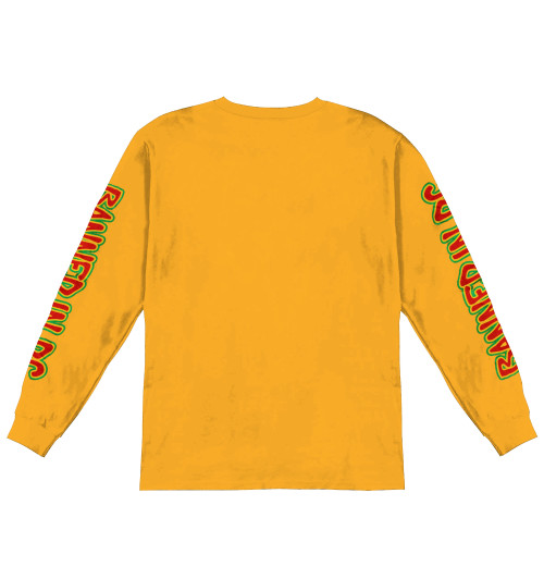 Bad Brains - Capitol Yellow Long Sleeve