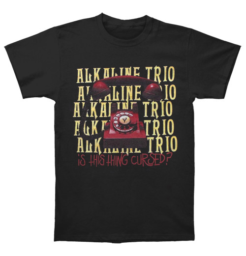 Alkaline Trio - Is This Thing Cursed Repeater