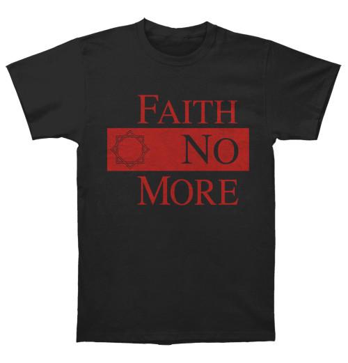 Faith No More - Classic New Logo Star
