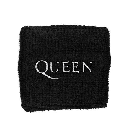 Queen - Logo Retail Packaged Wristband