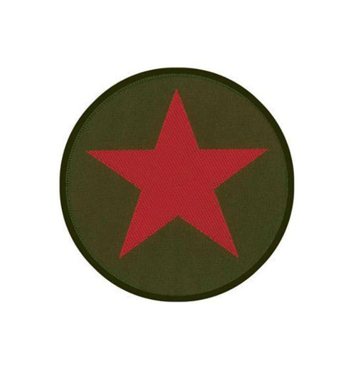 Generic - Red Star/Khaki Patch