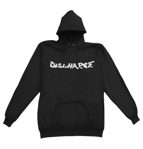 Discharge - Never Again Hoodie