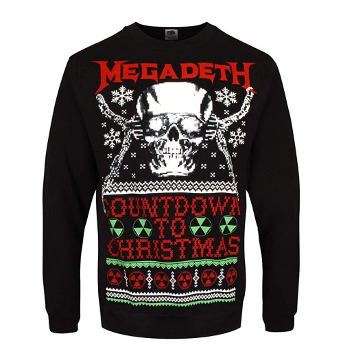 Megadeth - Countdown To Christmas