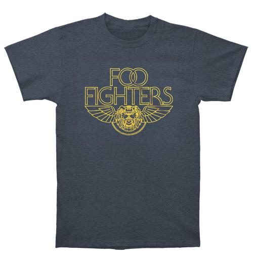 Foo Fighters - Tiger Wings Heather Navy