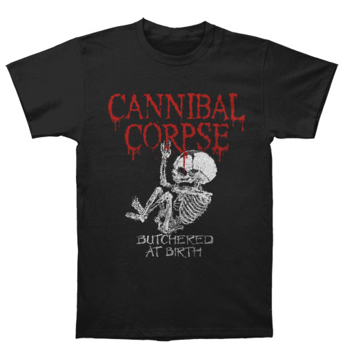 Cannibal Corpse - Butchered at Birth Baby