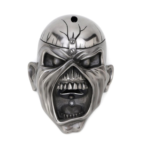 Iron Maiden - Eddie Trooper Wall Mounted Bottle Opener