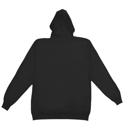Nine Inch Nails - Classic Grey Logo Zip Hoodie