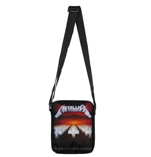 Metallica - Master Of Puppets Cross Body Bag