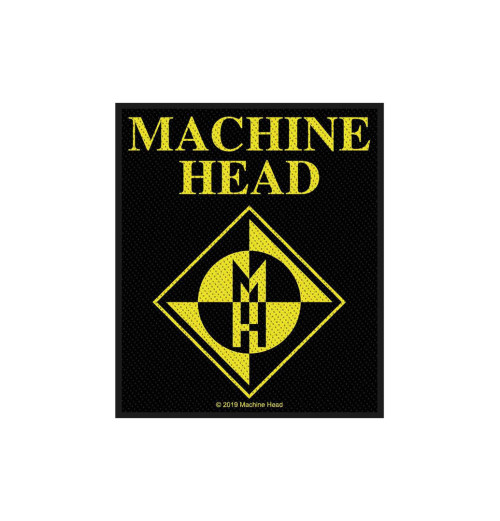 Machine Head - Diamond Logo Patch