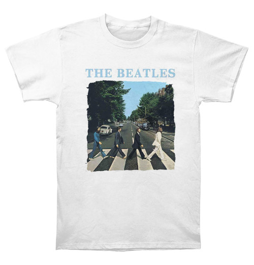 The Beatles - Packaged Abbey Road & Logo White Ver 2
