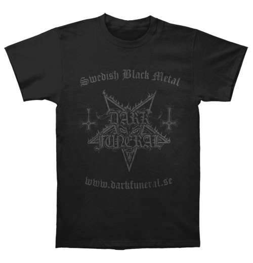 Dark Funeral - Swedish Black Metal