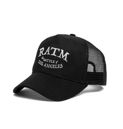 Rage Against The Machine - Battle Star Trucker Cap
