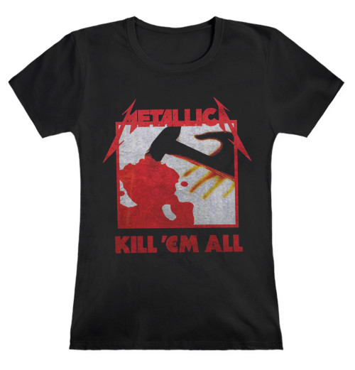 Metallica - Kill Em All Tracks Lady