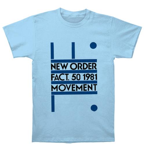 New Order - Movement Blue