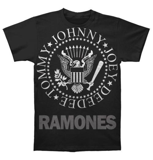 Ramones - Hey Ho Let's Go Black