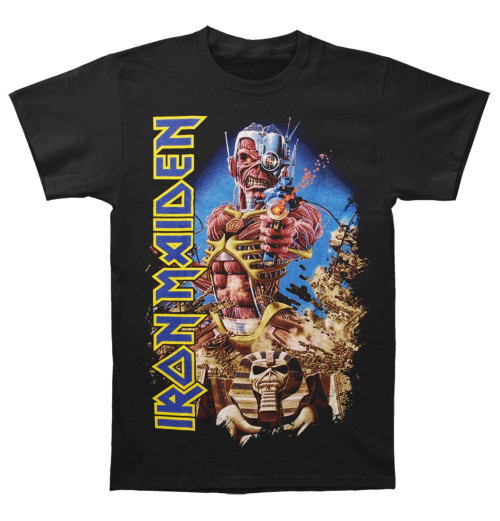 Iron Maiden - Somewhere Back In Time Jumbo