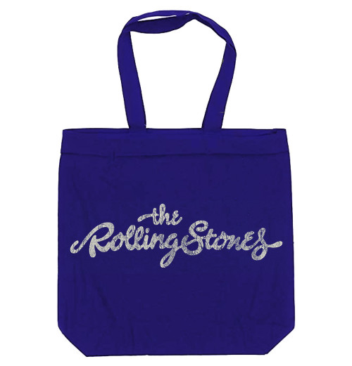 The Rolling Stones - 50th Anniversary Cotton Tote Bag