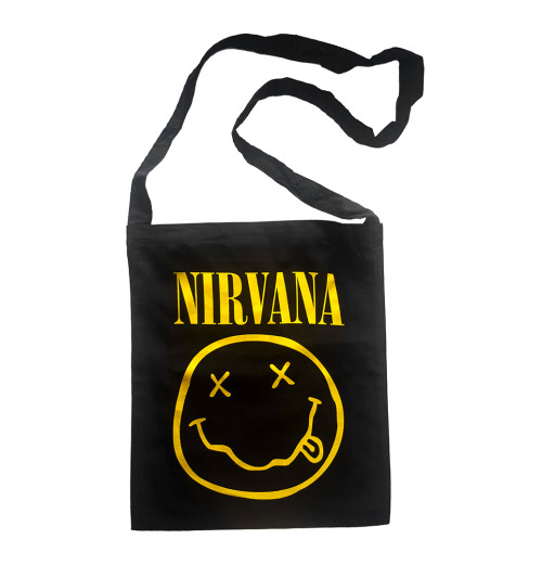Nirvana - Smiley Slingbag