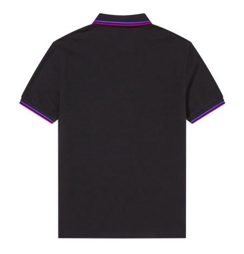Pink Floyd - DSOTM Prism Logo Polo Shirt