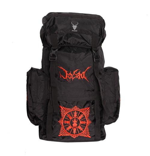 Jasad - Limansoka Orange Backpack