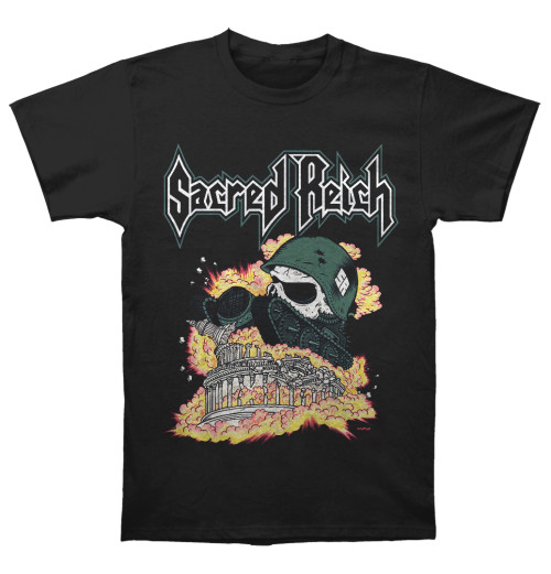 Sacred Reich - Killing Machine