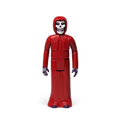Misfits - The Fiend Crimson Red Reaction Figure