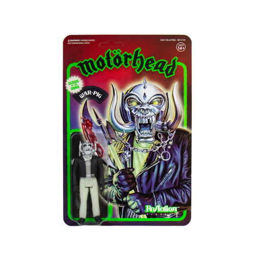 Motorhead - Warpig Glow In The Dark Figure