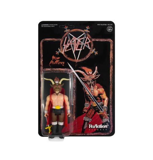 Slayer - Minotaur Reaction Figure