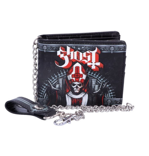 Ghost - Red Wallet