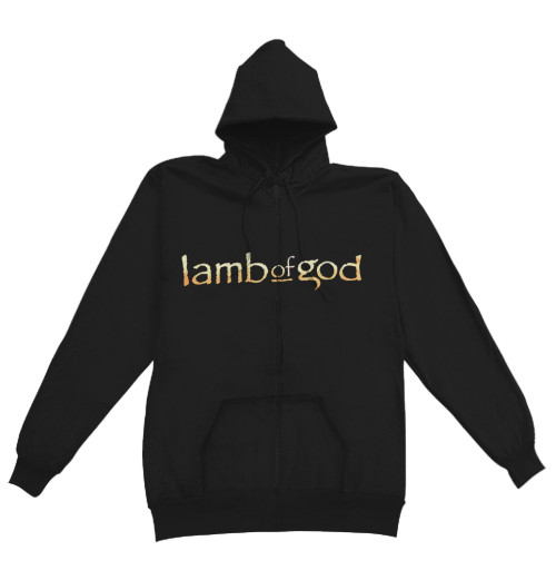 Lamb Of God - Anime Zip Hoodie