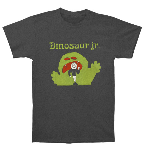 Dinosaur Jr - Faded Monster Dark Grey