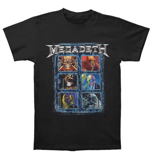 Megadeth - Vic Head Grip