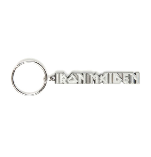 Iron Maiden - Logo Without Tails Keychain