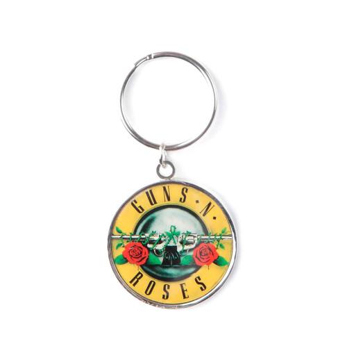 Guns N Roses - Bullet Keychain