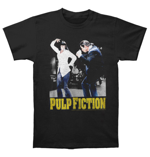 Pulp Fiction - Dance Black