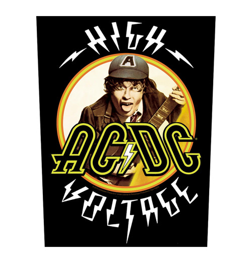 ACDC - High Voltage Backpatch