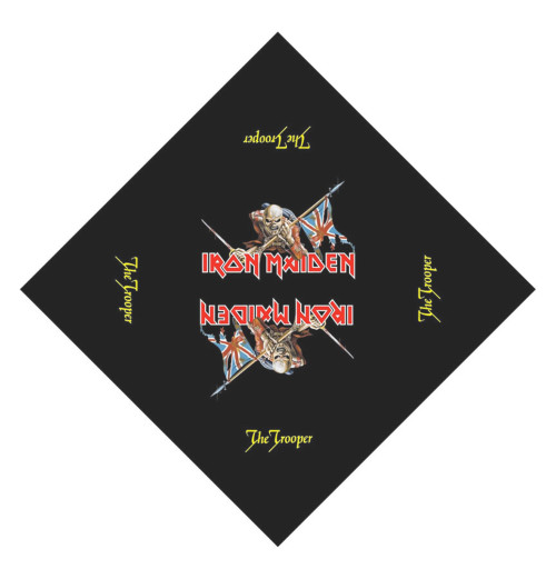 Iron Maiden - The Trooper Bandana