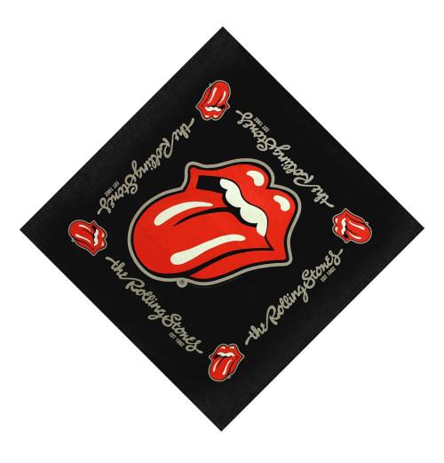 The Rolling Stones - Est 1962 Bandana