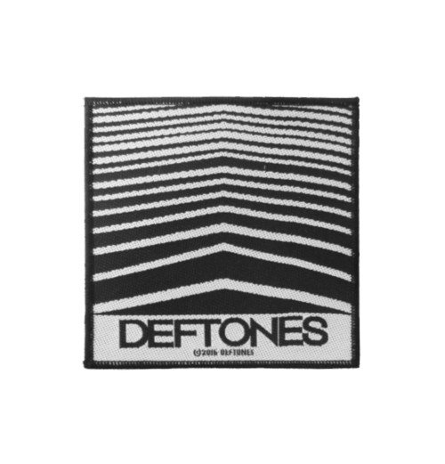 Deftones - Abstract Lines Patch