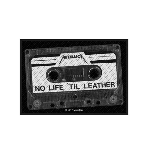Metallica - No Life Till Leather Patch