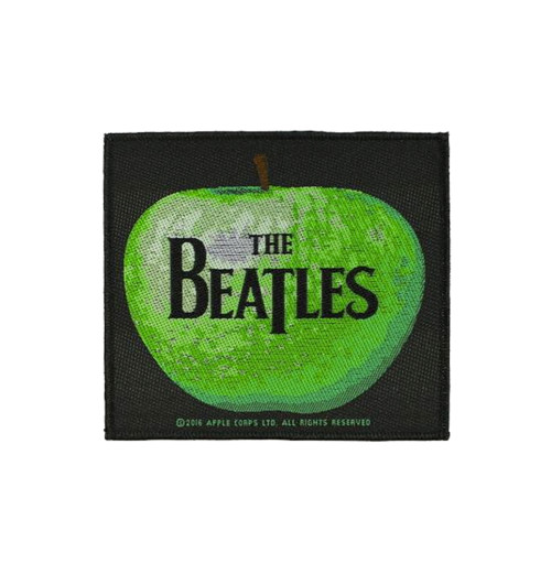 The Beatles - Apple And Logo Patch