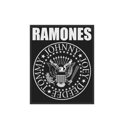 Ramones - Classic Seal Retail Packaged Patch