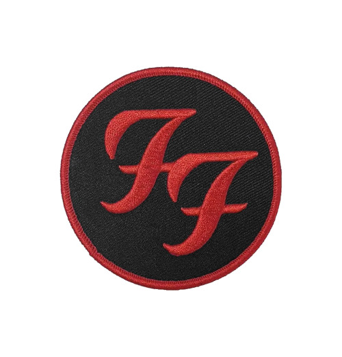 Foo Fighters - Circle Logo Woven Patch