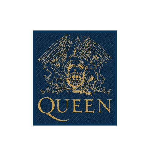 Queen - Crest Retail Packaged Patch